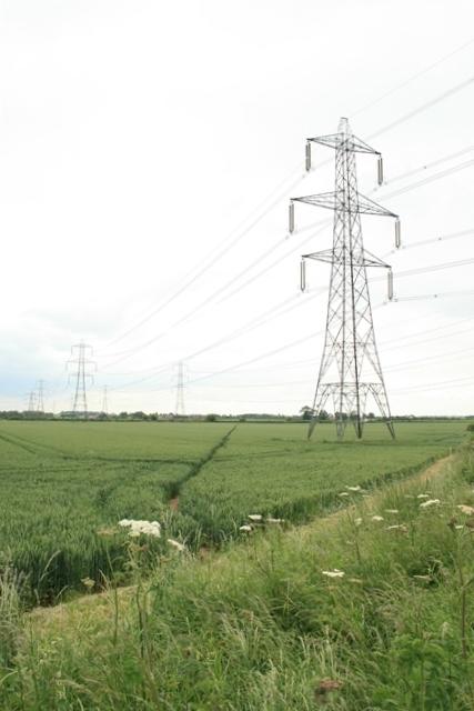 Pylon, Laneham