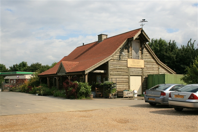 Abbey Parks farm shop