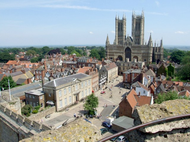 Lincoln Castle, Lincoln