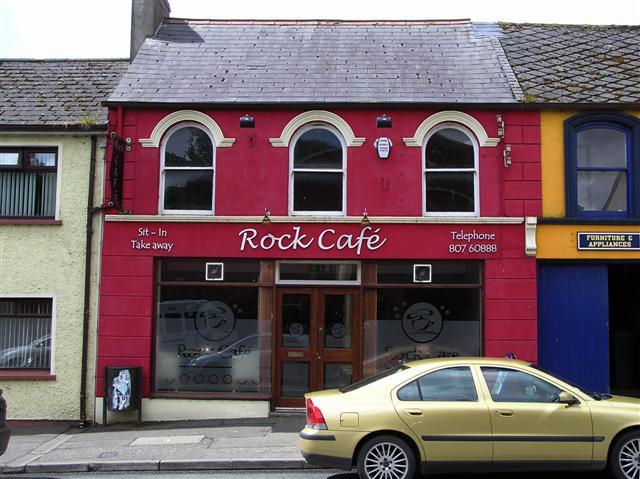 Rock Café, Carrickmore