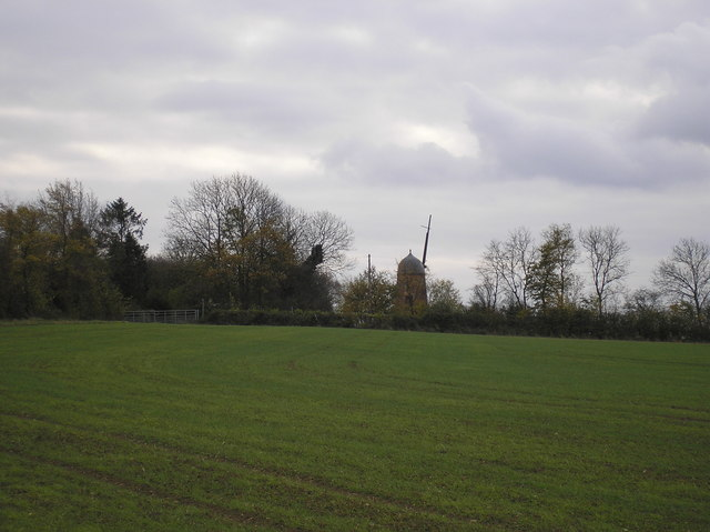 Shelton Windmill