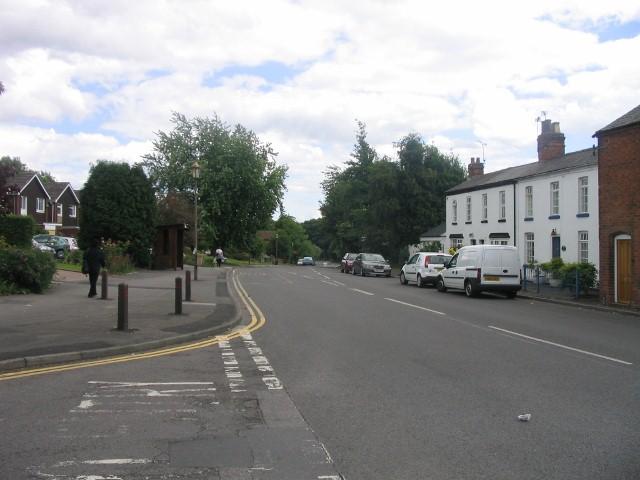 Main Road, Meriden