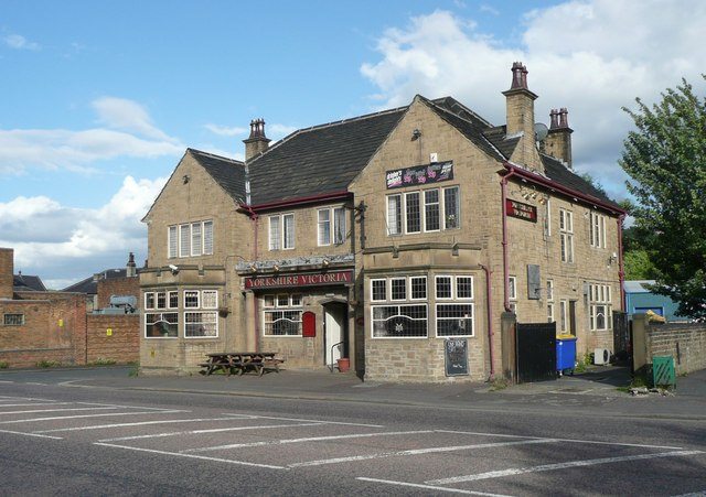 The Yorkshire Victoria, Lockwood Road A616, Lockwood