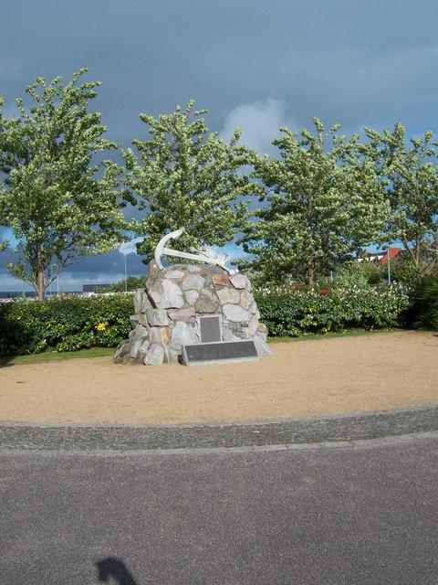 Memorial to the Princess Victoria
