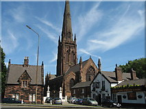 SJ6188 : St Elphin's Parish Church by Sue Adair