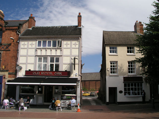 The Old Royal Oak