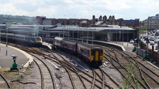 Sheffield midlands station layout layout topics rmweb for Timetable 85 sheffield