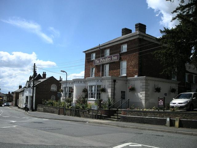 West Haddon The Pytchley Inn Ian Rob Geograph Britain