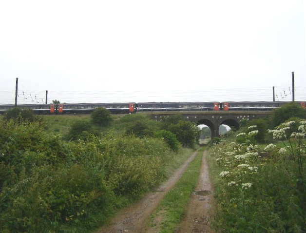Lawn Lane Railway Bridge