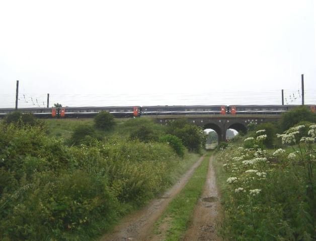 Lawn Lane Railway Bridge