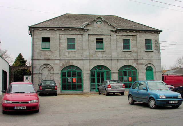 Old Market House Ballyconnell Co. Cavan