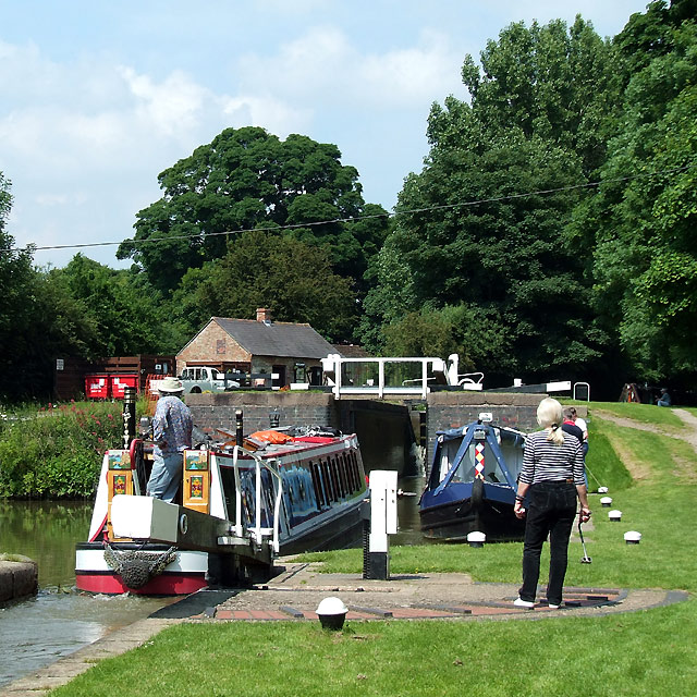 Watford Locks, Northamptonshire