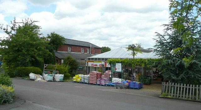 Oaktree Garden Centre Cafe