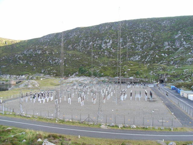 Turlough Hill Hydroelectric Power Station