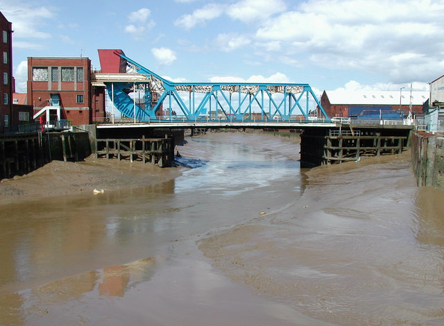 Drypool Bridge, Hull