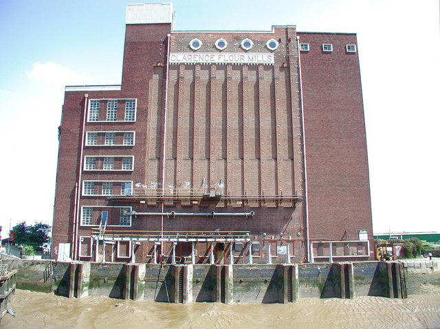 Clarence Flour Mills, Hull