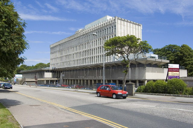 Image result for university of aberdeen buildings