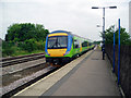 SK6211 : Syston station by Dr Neil Clifton