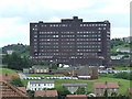 NS2475 : Inverclyde Royal Hospital by Thomas Nugent