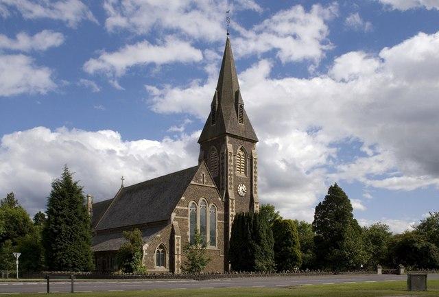 Welland Church