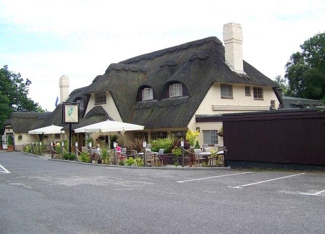 Potters Heron Hotel