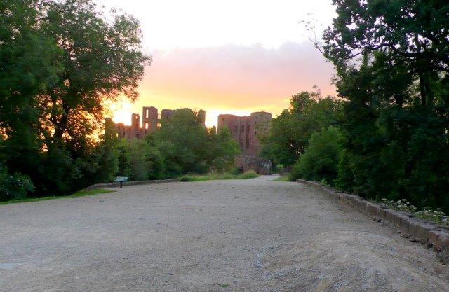 Kenilworth Castle Tiltyard