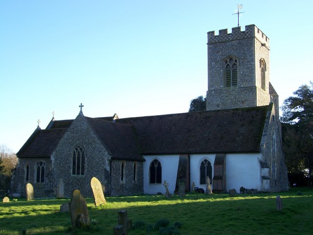 Stutton Church, Suffolk