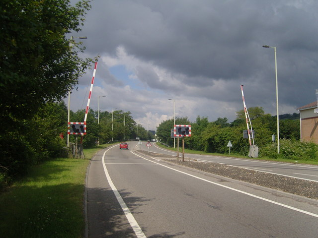 Level Crossing A473, Talbot Green