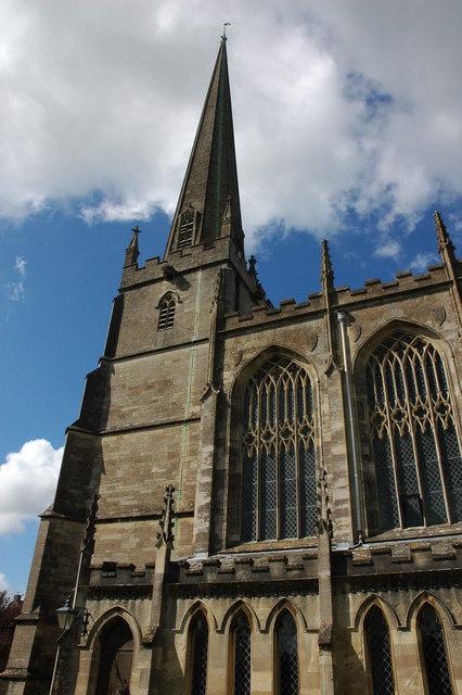 Tetbury Church