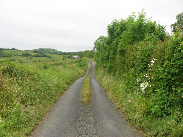 Country road, Drumad, Co. Cavan