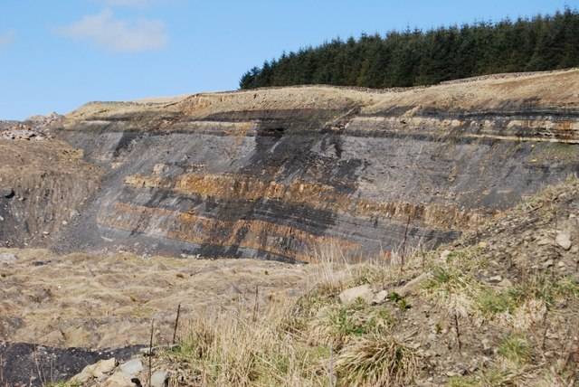 Opencast at Craigman