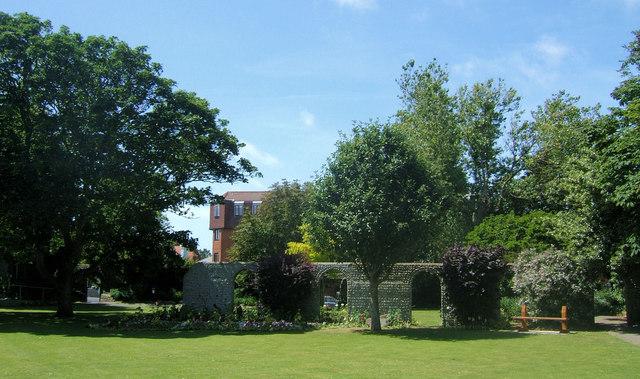 Crouch Gardens, Seaford