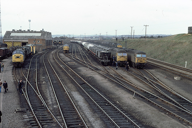 Healey Mills TMD and Yards