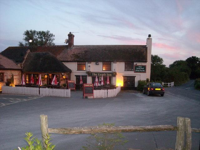 Lamb Inn, Hooe