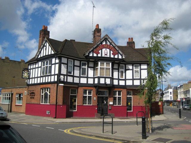 Fulham Mitre public house, SW6