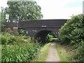 SO9797 : Walsall Canal - Bentley Road Bridge by John M