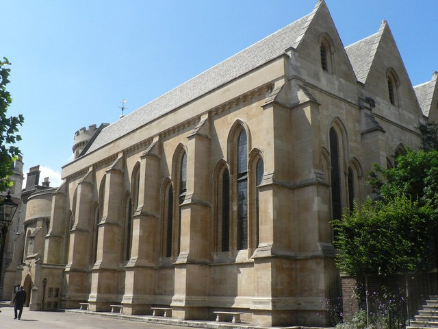 City parish churches: St. Mary Temple