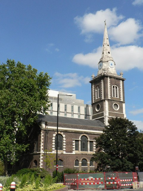 City parish churches: St. Botolph Aldgate