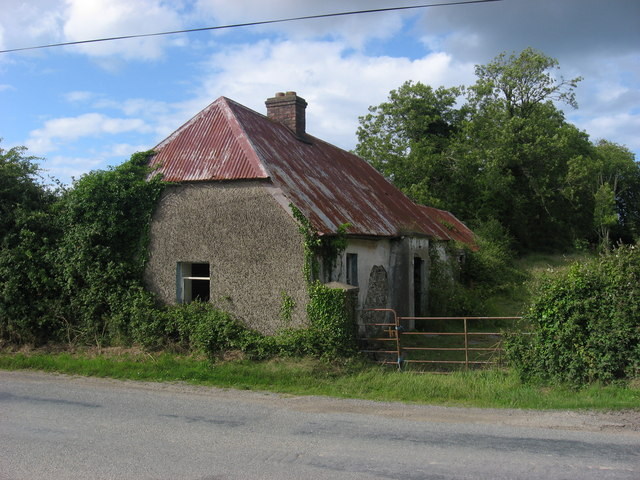 Cottage at Folkstown Little, Co. Dublin