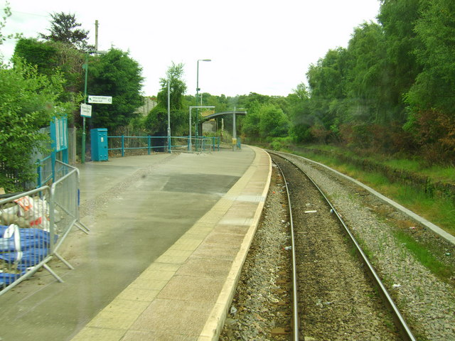 Quakers Yard Railway Station