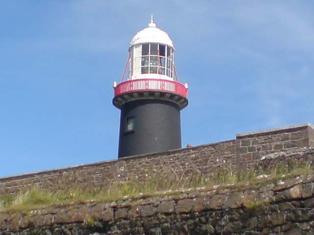 View of East Lighthouse, Rathlin Island