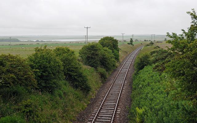 Railway Line to Wick
