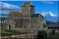 NM2824 : The abbey, Iona by Tom Richardson