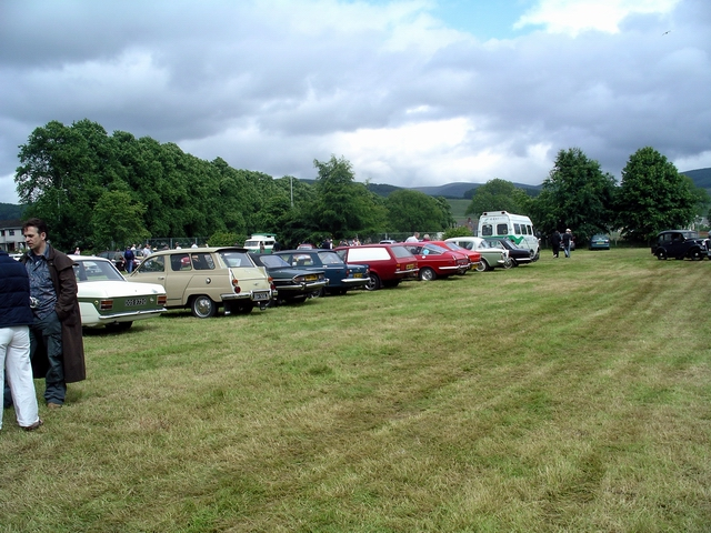 Moffat Showground