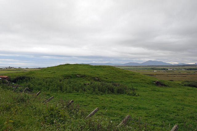 Broch near Achow Hill