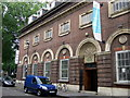 TQ3282 : Ironmonger Row Baths by ceridwen