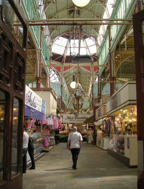 Indoor Street Food Market London