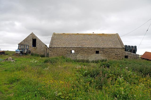 Farm Buildings near Achow Hill