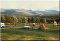 NH9709 : Glenmore campsite by Nigel Brown