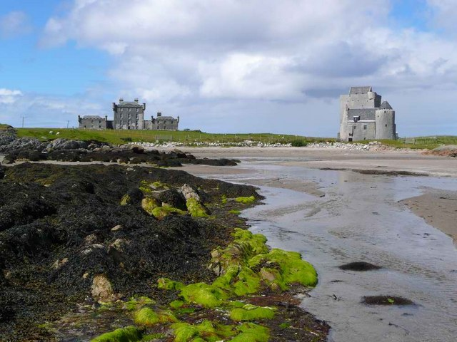 The Breachacha Castles